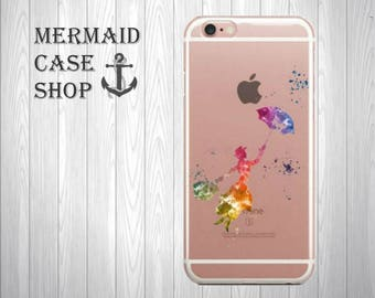 Mary poppins iPhone 7 case iPhone 7 disney case iPhone 6 disney Case iPhone 6s disney Case clear iphone 6 mary poppins/NC-11/210