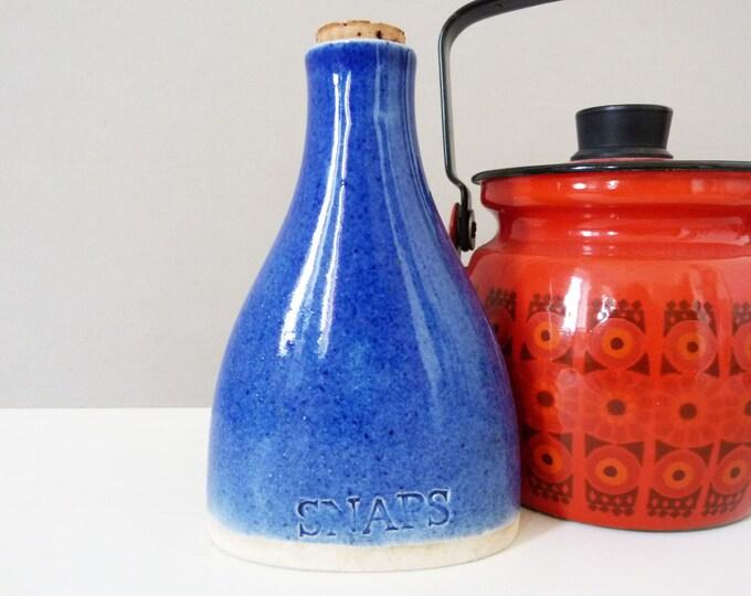 Vintage Janus Denmark Snaps bottle