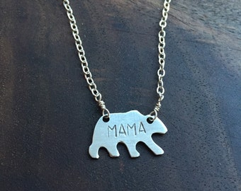 Grizzly Mama Bear