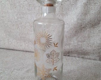 Vintage 4 Seasons Decanter