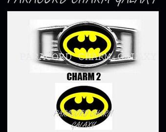 BATMAN Paracord Bracelet Charm Shoelace Charm Charm 2
