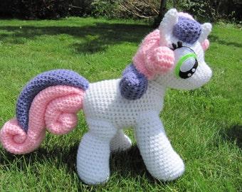 Sweetie Belle Pattern - My Little Pony