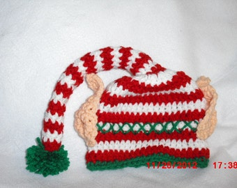 Elf Baby Hat