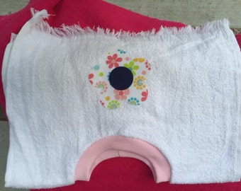BABY BIB - Terry Cloth - Pull-Over - Free shipping