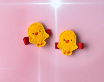 Chick Hair Clips