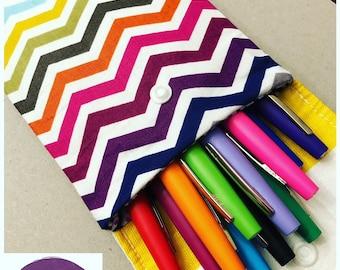 Fabric Pen Pouch