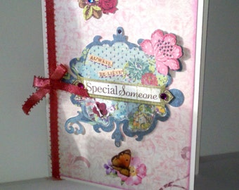 Friendship handmade cards, all occasion handmade cards, hand made cards, friend handmade cards, someone special handmade cards,