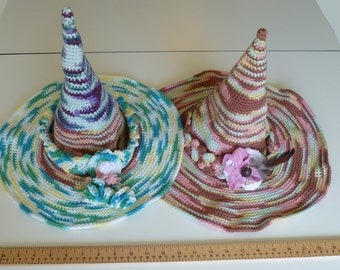 Cute Funny Witchy Halloween Hats!