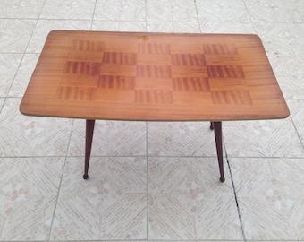 vintage side or coffee table