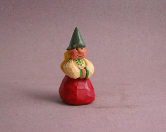 Female Garden Gnome   #1