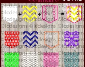 LC060 - Faux Pocket Pattern Designs