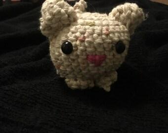 Mini kitty amigurumi