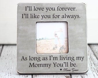 Great Grandma Grandmother Gift Personalized Picture Frame The