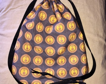 """Firefly """"Serenity"""" Drawstring Project Bag"""