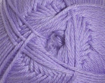 Lavender Cascade Pacific Merino Wool and Acrylic Yarn 213 yards color 26