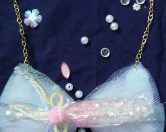 Fairy kei candy necklace