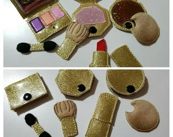 Make up playset