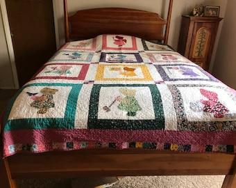 Handmade Quilt *New & Vintage*