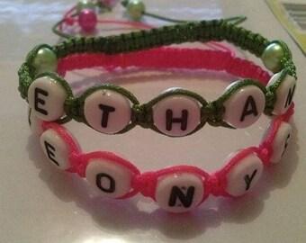 presonnalise shambala bracelet