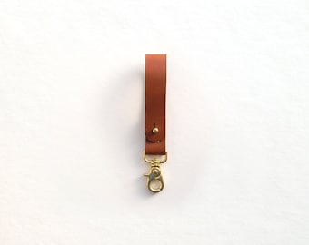 Leather Key Chain / Fob - No.2