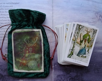 Path Weaver ~ Tarot Card Bag