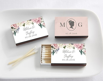 Matches For Wedding | Sidney Kent On Etsy