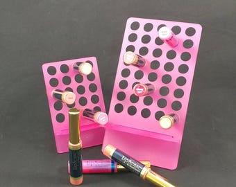 NEW, EASY, Frost Pink, LipSense display.  large, medium or small, LipSense stand, LipSense display, SeneGence, Lipsence