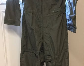 Military Flyers, Men's Summer Coveralls