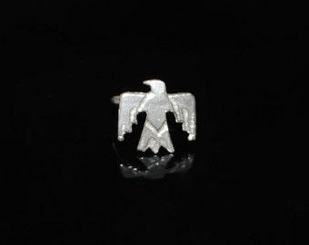 Aztec Bird ring