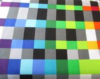 """ColorWorks Concepts Color Strata designed by Deborah Edwards for Northcott 24"""" panel"""