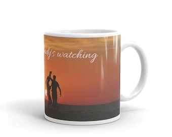 Dance Like Nobody's Watching - Printed Mug
