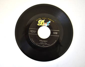 Susie Darlin' by Robin Luke,45 RPM,Vinyl 45 Record,Dot Records,1958,Vintage