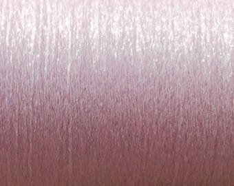 Madeira Super Twist No. 30 Embroidery Crystalcolor Color 318 alabaster Pink Machines Embroidery Glitter glitter 1000 m