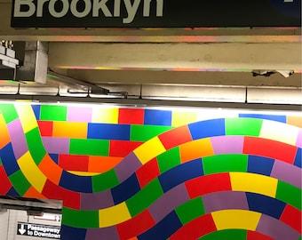 Subway Color