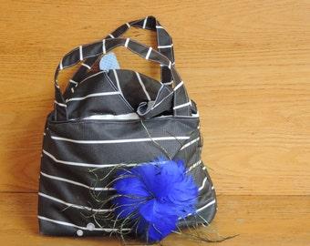knot flower bag