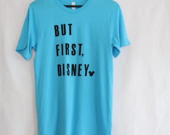 But First, Disney Turquoise