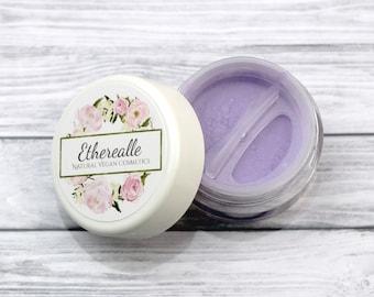 """Matte Purple Eyeshadow - """"Meadow"""" - Lavender Vegan Mineral Makeup"""