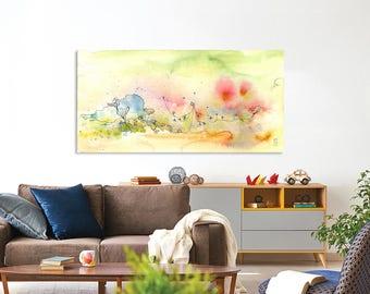 Pendant Flowers
