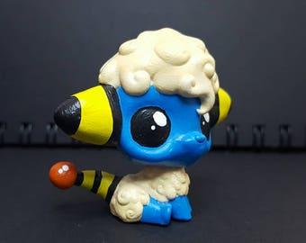 Custom Littlest Pet Shop Pokemon: Mareep