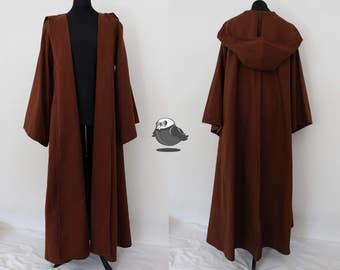 Jedi Robe (Obi-Wan Kenobi & Anakin Skywalker versions), Star Wars Cosplay Costume