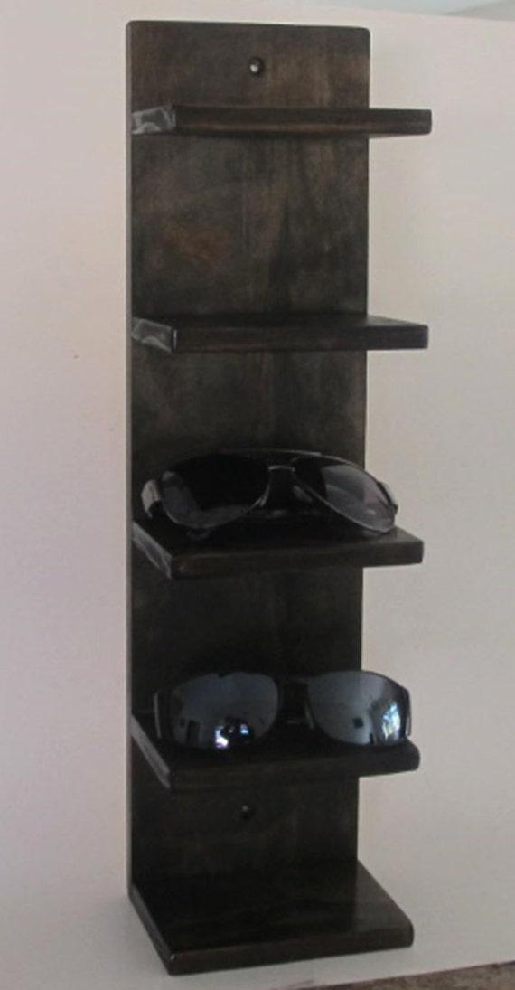wall mounted sunglasses rack sunglasses display sunglass. Black Bedroom Furniture Sets. Home Design Ideas