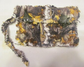 Realtree Camo Clutch bag camo Cell Phone Case Camo Wristlet Gift for Girls Gift For Her