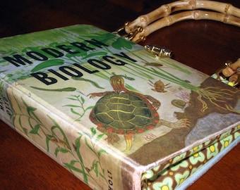 Modern Biology SmartGirl Book Purse