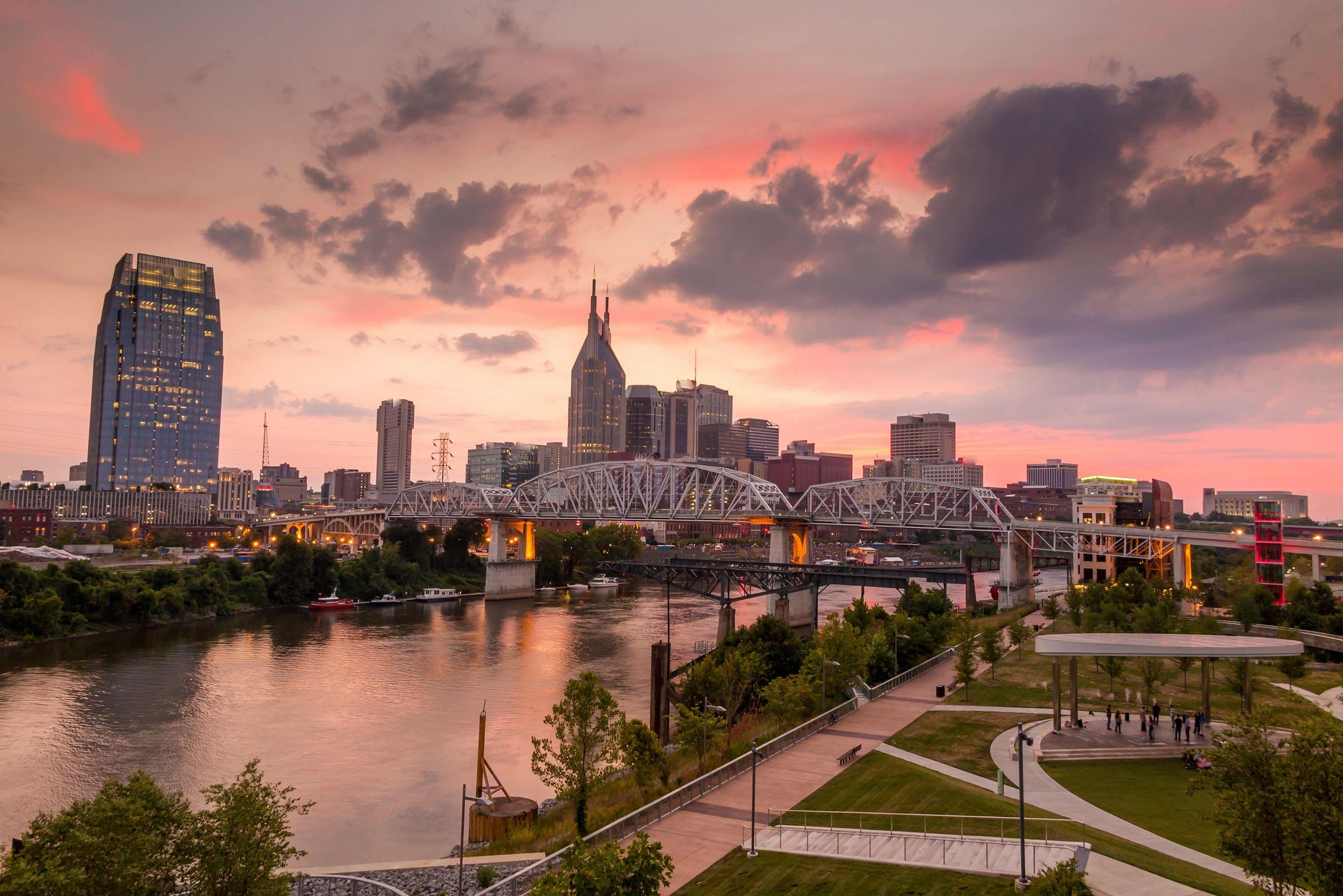 Nashville skyline canvas Nashville Canvas Nashville skyline Nashville wall canvas Nashville TN Nashville wall art Nashville photo & Nashville skyline canvas Nashville Canvas Nashville skyline ...