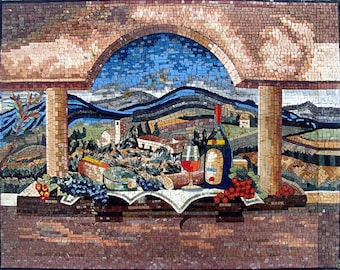 Mosaic Designs- Tuscanscena