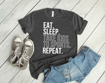 Funny soccer mom shirt, baseball mom shirt, football mom shirt, softball mom shirt, basketball mom shirt, tennis mom shirt, unisex t-shirt