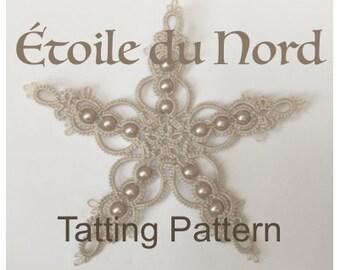 Étoile du Nord - TATTING PATTERN