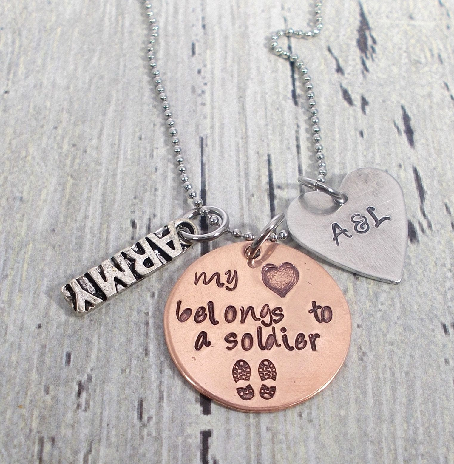 set gift boyfriend southern deer girlfriend necklaces and doe promise from his heart jewelry custom necklace head engraved hers love in buck pendant item hunting