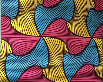 African fabric by the yard