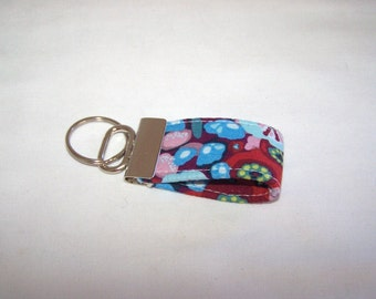 FREE SHIPPING ---- MINI Key Fob ---- Anna Marie Horner Innocent Crush